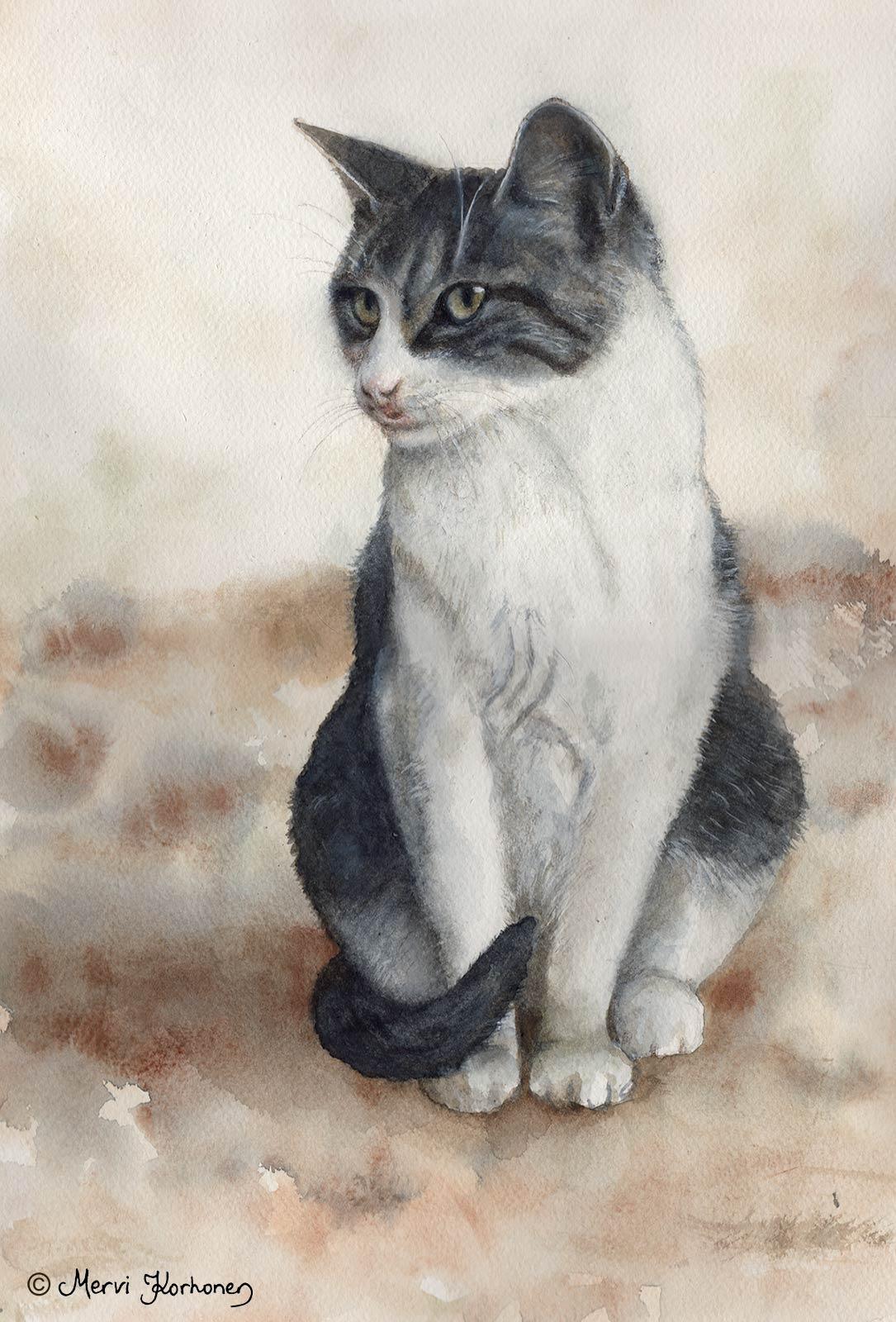 Kissamaalaus Ystävämme